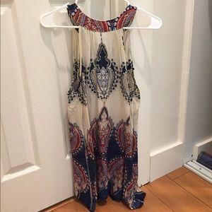 Boho Zaful dress
